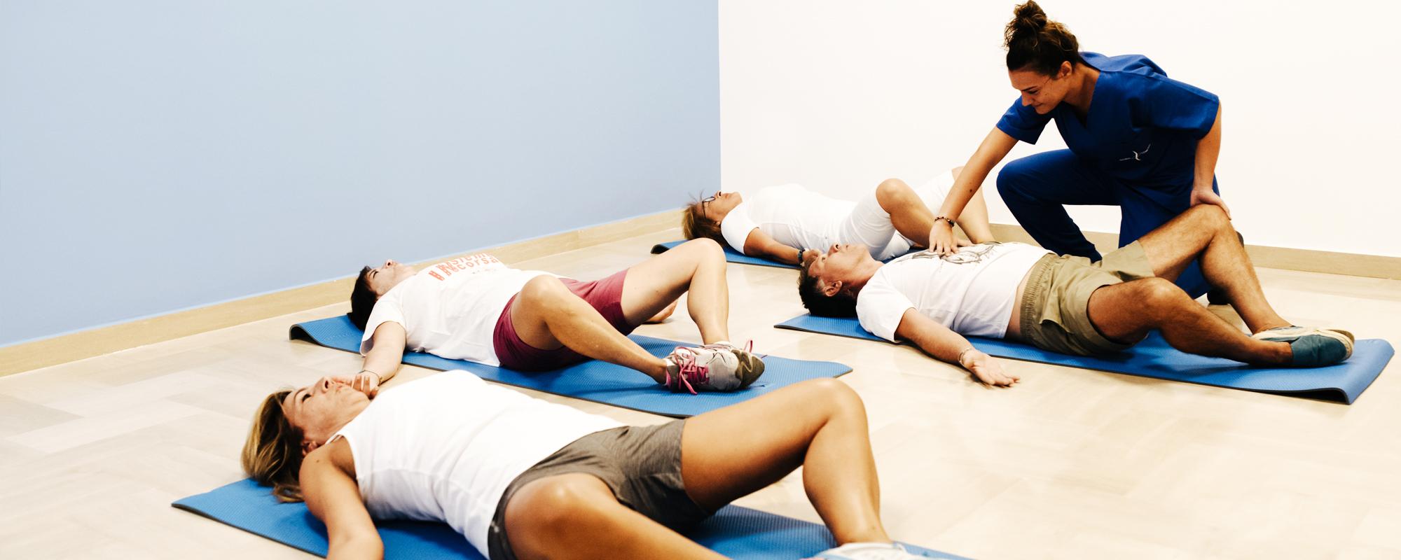 Classi rieducazione posturale globale